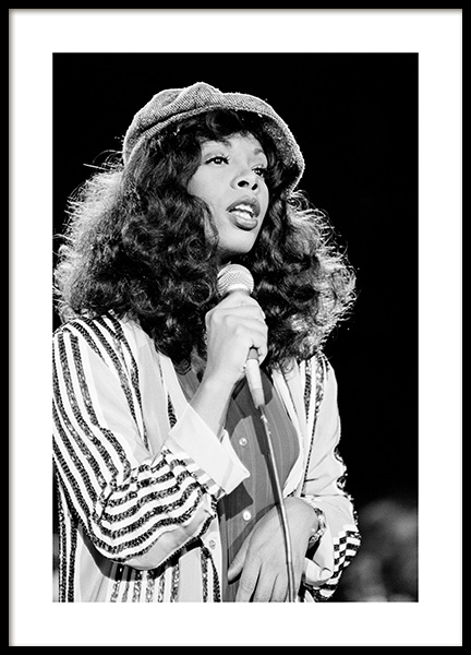 Donna Summer Juliste ryhmässä Julisteet / Iconic photos @ Desenio AB (14630)